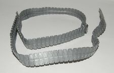 Dinky 692 Leopard Tank Replacement Silver Tracks (Treads)