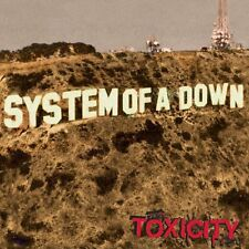 SYSTEM OF A DOWN CD - TOXICITY (2001) - NEW UNOPENED - ROCK METAL
