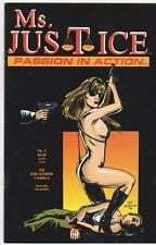 MS. JUSTICE : PASSION IN ACTION # 1     NM