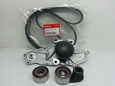 New Honda/Acura V6 Genuine/OEM Timing Belt & Water Pump Kit Factory Parts!