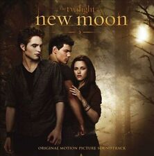The Twilight Saga: New Moon Soundtrack 2009 *NO CASE DISC ONLY*