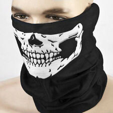 1Pc Punk Skull Pattern Scarf Bike Motorcycle Scarf Mask Sport Headband Headwear
