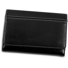 "5"" inch Case Cover Wallet for Garmin Nuvi 2555LMT 2595LMT GPS Sat Nav"
