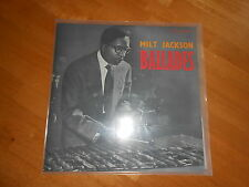 MILT JACKSON - BALLADES! NEAR MINT RARE 1st FRANCE PRESS