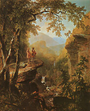 Art Oil painting Durand, Asher Brown AmericanKindred Spirits men Hand painted