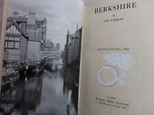 IAN YARROW.BERKSHIRE.1ST/1 1952 H/B,B/W PHOTOS,FOLD OUT MAP