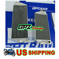FOR Suzuki RMZ250 RMZ 250 2010-2012 2011 Aluminum Radiator