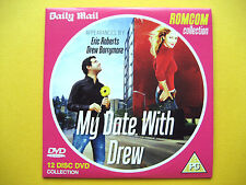 MY DATE WITH DREW, A  DAILY MAIL NEWSPAPER  PROMOTION  (1 DVD)
