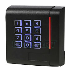 125KHz Wiegand 26/34 RFID EM ID Card Reader Connect for Access Control Board