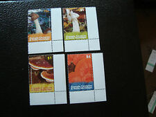 GRENADINES - timbre yvert et tellier n° 3637 a 3640 n** (A20) stamp