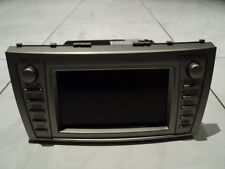 04-11 TOYOTA AURION, CAMRY, KLUGER, PRADO GENUINE NAVIGATION 4 CD STACKER REPAIR