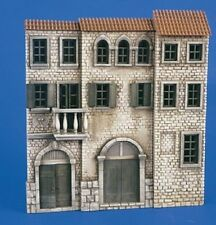 Verlinden 1/35 Scale ~ Italian House Front Plaster Diorama Kit ~ # 2260 ~ New