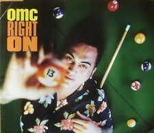 OMC ‎Maxi CD Right On - Europe (M/M)