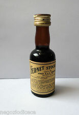 Mignon - Miniature - FERNET - STOCK - 30 ml K291