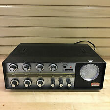 Bogen Model MX60A Tube Power Amplifier Mixer Amp for PA or Guitar Parts Only