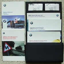 BMW 3 SERIES COUPE Car Owner's Handbook Pack Wallet Sept 1999 #01410155002