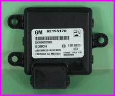 ** Parking Aid Object Detection Alarm Module GM 92195170 Bosch 0263004222 NEW **