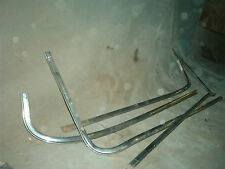 1958  CHEVROLET STATION WAGON LIFT GATE WINDOW MOULDINGS YEOMAN NOMAD DELRAY