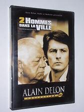 ALAIN DELON - 2 HOMMES DANS LA VILLE - DVD