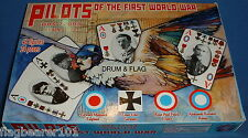 PILOTS OF THE FIRST WORLD WAR. DDS 72003. 1/72 SCALE UNPAINTED PLASTIC FIGURES
