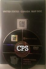 CADILLAC GMC CHEVROLET HUMMER NAVIGATION DVD CD DISC 15105609 DISK GPS MAP 2.0