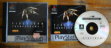 Jeu FIRESTORM THUNDERHAWK 2 sur Playstation 1 PS1 (one) REMIS A NEUF (Complet)