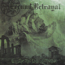 Depths That Buried The Sea - Fecund Betrayal (2012, CD NIEUW)