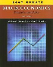 Macroeconomics: Principles and Policy, 2007 Update