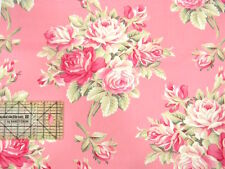 Tanya Whelan Ava Rose Flower Bouquets Fabric