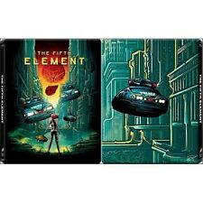 The Fifth Element Blu-ray Disc, Steelbook Only  Best Buy