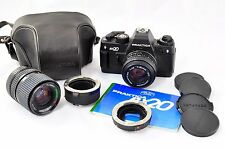 Praktica BX 20 Objektiv Pentacon 1,8/50 Beroflex 35-70 Fotoapparat Zwischenringe