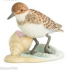 Lenox Sandpiper Bird on Beach Sand Figurine NEW IN BOX!