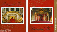 2014 BUCKINGHAM PALACE - SELF ADHESIVE Single Stamps from Booklet PM42 SG 3595/6