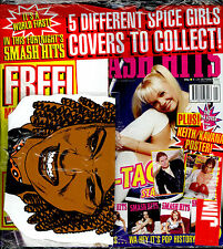 SMASH HITS 1997 (THE EMMA COVER) SPICE GIRLS AJ BACKSTREET BOYS 3T AQUA BOYZONE
