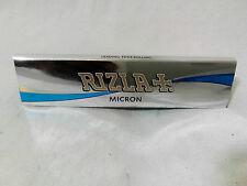 #11 Rizla Super Ultra Thin MICRON Rolling Tobacco Papers BUY 2 GET 1 FREE