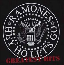 RAMONES - GREATEST HITS: CD ALBUM (2006)