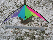 Psycho by Flexifoil, Vintage game changing stunt kite-google it!