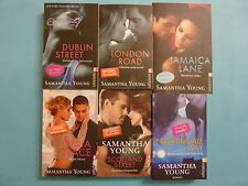 6x Samantha Young - Edinburgh Love Stories die komplette Serie - 1   6 UNGELESEN