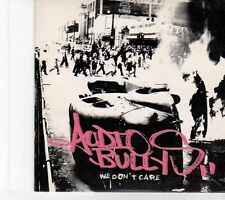 (EY519) Audio Bullys, We Don't Care - 2002 DJ CD
