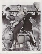 Ginger Rogers and Jack Carson 1950 Vintage Movie Still