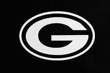 "(2) Greenbay Packers 5"" NFL Football Team Logo Car Window Vinyl Decal Sticker"