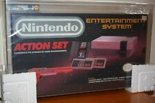 Nintendo Entertainment System NES Action Set - NEW UNUSED NEAR-MINT, VGA Q80!
