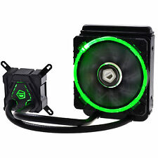 ID-COOLING ICEKIMO Green Theme AIO Water Cooler with Concentric LED Lighting