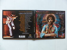 LIVRE CD VOODOO CROSSING a tribute to JIMI HENDRIX HZ 017