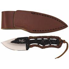 """MFH 44543 Fox Outdoor Messer """"Büffel I"""" 16cm mit Nylonscheide Taschenmesser"""