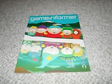 Game Informer Subscriber Cover 225 South Park The Game Elder Scrolls