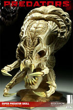 Sideshow Collectibles Predators Super Predator Skull Prop Replica 1/1 Scale MIB