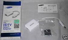 Samsung MHL to HDMI Smart TV Adapter 2.0 for Galaxy S5 Note 2 3 4 OPEN BOX NEW