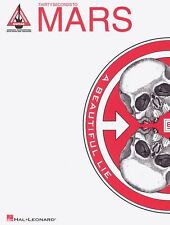 30 Seconds To Mars A Beautiful Lie Jared Letos Guitar TAB Music Book