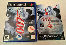 James Bond 007: Everything or Nothing for Sony PlayStation 2 - Complete